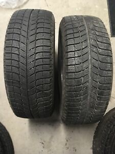 2 brand new Michelin winter tires