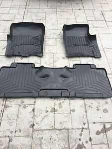 Ford Expedition Weather Tech Floor Mats