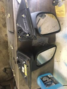 Ford F-250 mirrors