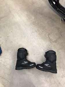 Fxr boa backshift snowmobile boots
