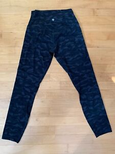 Assorted Lululemon Allign Pants size 6 (2items)-SOLD PPU