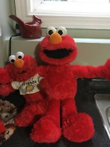 Talking Elmo
