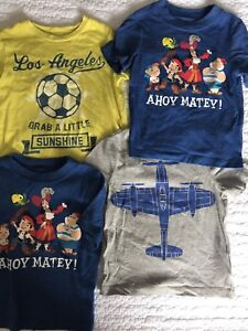 Toddler boy graphic t shirts. Size 2T