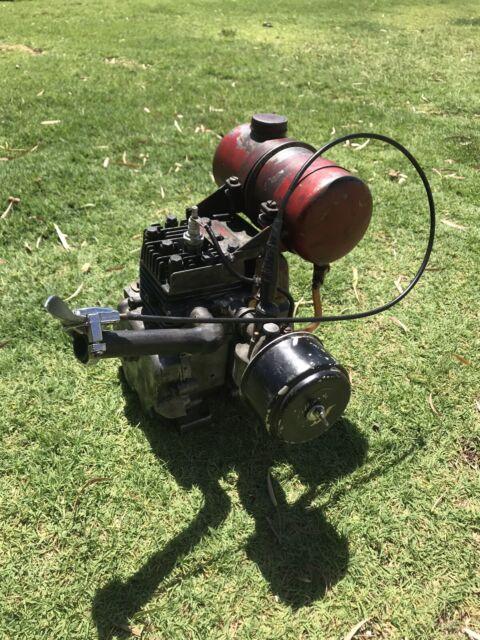 75cc Villiers 4 stroke engine   Engine, Engine Parts & Transmission
