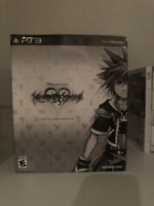 Kingdom hearts 2.5 remix COLLECTORS EDITION SEALED