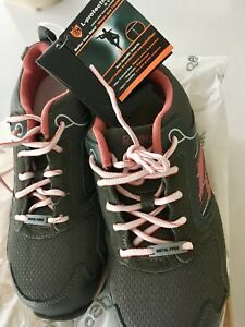 Women's Reebok Steel Toe Running Shoes Brand New