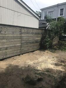 Fence/Fence Repairs