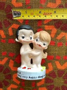 "Rare ""love is"" Kim Casali 1972 figurine"