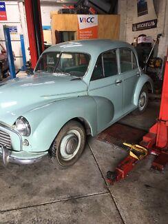 1956 Morris 1000