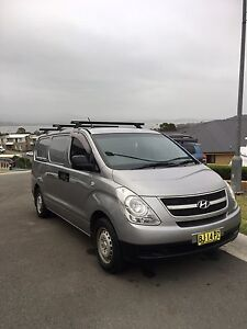 2011 I load van in excellent condition Blackbutt Shellharbour Area Preview