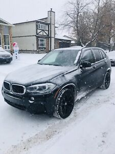 2015 X5 35i M Sport with Extended BMW Warranty