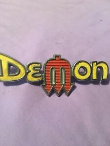 Dodge demon emblem