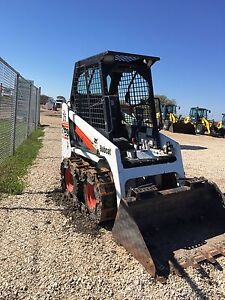 2005 BOBCAT SKID STEER LOADER