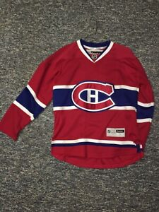 Montreal Canadiens Reebok Jersey