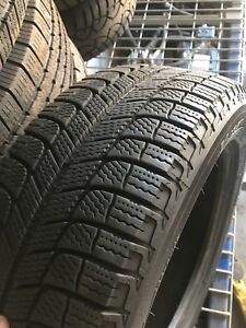 Four Michelin x ice x13 P205/55R16