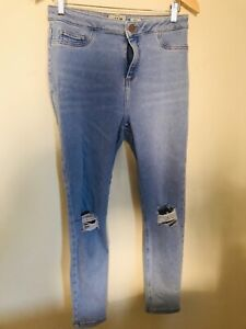 New look denim jeans size 14 Potts Point Inner Sydney Preview