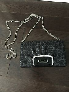 Dressy Authentic Coach Purse