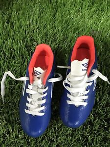 Umbro youth soccer cleats brand new