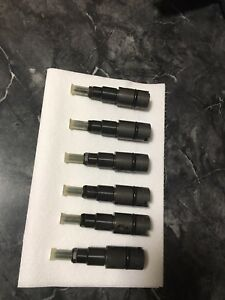 Cummins injectors