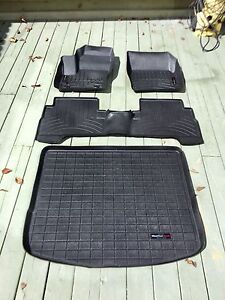 WeatherTech Mats & Cargo Liner for Ford Escape