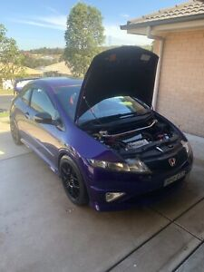 2008 civic FN2R SUPERCHARGED