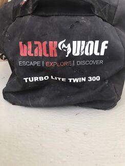 Black Wolf Turbo Lite 300 Tent-