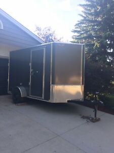 New cargo trailer for sale 6x10x6'6""