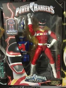 Legacy Red Space Power Ranger