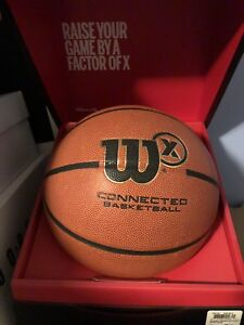 WILSON X CONNECTED BASKETBALL SHOT TRACKER