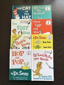 Dr. Seuss Hardcover Library