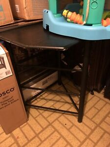 Corner table and kitchen stand