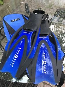 Flippers for snorkeling or diving Aqua Lung 7-10