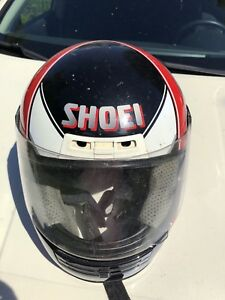 Casque de moto shoei large