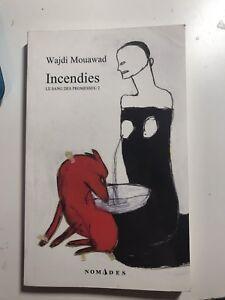Incendies/Wajdi Mouawad/Secondaire/Cégep