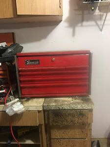 Snap on Bench top tool cabinets