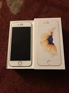 Brand new iPhone 6S 16gig Gold