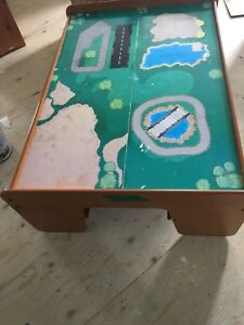 Kids Train or Play Table