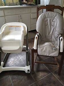 Graco Blossom 4 in 1 highchair