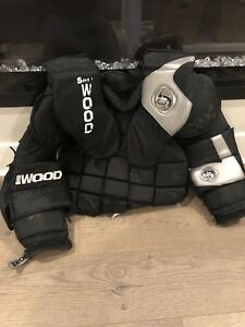 Sherwood chest protector