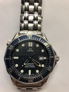 Omega seamaster  professional watch quartz.