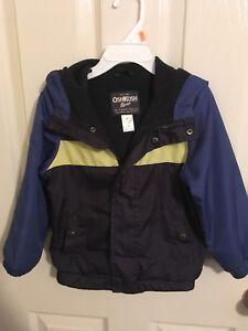 3T Oshkosh jacket
