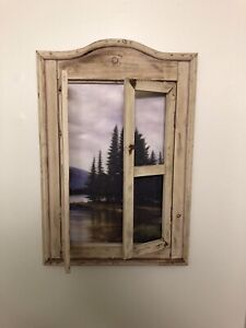 Awesome window frame picture
