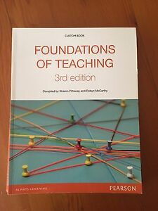 Foundations of Teaching - Pittaway & McCarthy Appin Wollondilly Area Preview