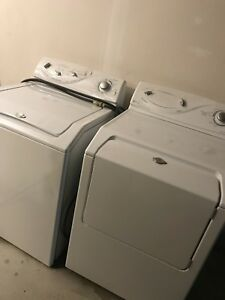 Maytag Atlantis Washer and Dryer