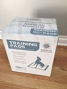 150 count Training Pads by American Kennel Club
