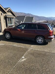 2007 Chrysler Pacifica all wheel drive