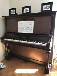 Piano, c. 1920