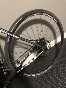 Ironcross ZTR cyclocross wheelset