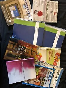 TOURISM AND HOSPITALITY TEXTBOOKS