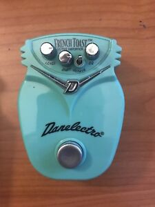 Pedale guitare french toast danelectro octave distortion